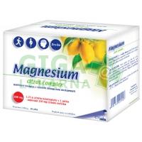 Magnesium citrát complex 30 sáčků