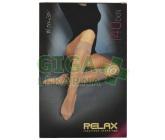 Maxis RELAX-lýtková punčocha 140 DEN vel.M světlá
