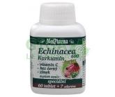 MedPharma Echinacea 600mg+Kurkumin tbl.67