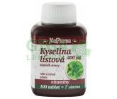 MedPharma Kyselina listová 400mcg tbl.107