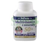 MedPharma Multivitamin s minerály 50+ tbl.107