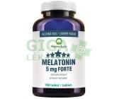 Obrázek Melatonin 5mg FORTE 100 tablet