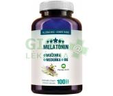 Melatonin Mučenka Meduňka +B6 100 tablet