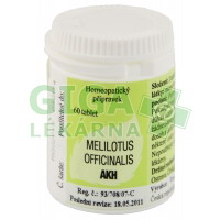 Melilotus officinalis AKH - 60 tablet