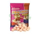 Mlsoun cat Pralinky plněné - losos 40g