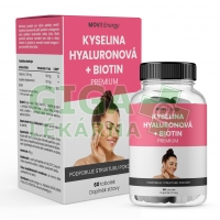 MOVit Kyselina hyaluronová+Biotin PREMIUM tob.60