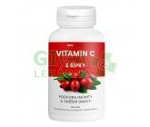 MOVit Vitamin C 1000 mg + šípky, prodl. úč. 90 tablet