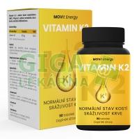 MOVit Vitamin K2 120ug 90 tobolek