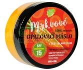 Mrkvové opalovací máslo SPF15 150ml