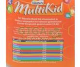 Obrázek Multikid želé multivitaminy 50ks