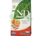 N&D Grain Free Cat Adult Fish & Orange 1,5kg