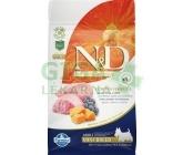 N&D Grain Free Dog Adult Mini Pumpkin Lamb & Blueb 800g
