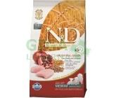 N&D Low Grain Dog Puppy Chicken & Pomegranate 12kg