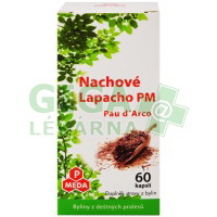 Nachové Lapacho PM (Pau d´Arco) 60 kapslí