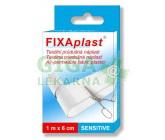 Náplast Fixaplast SENSITIVE 1mx6cm neděl.s polšt.