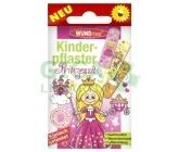 Náplast WUNDmed dětská GIRLS - Princezny 10ks