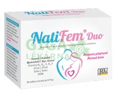 Natifem Duo doplněk stravy 30x2.75g sáčky