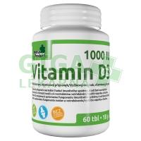 Naturprodukt Vitamin D3 1.000 IU 60 tablet