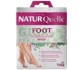 Naturquelle foot Exfoliační ponožky 1 pár