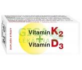 Naturvita Vitamín K2+D3 tbl.60