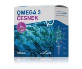 nefdesanté Omega 3 česnek cps. 90