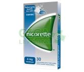 Nicorette Icemint Gum 4mg orm.gum mnd.30x4mg