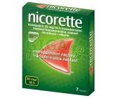 Obrázek Nicorette Invisipatch 25mg/16h 7 náplastí