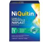 Niquitin Clear 21mg drm.emp.tdr.7x21mg