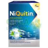 NiQuitin Freshmint 4mg 100 žvýkaček