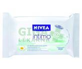 NIVEA Ubrousky pro intimní hygienu Aloe 15ks 82174