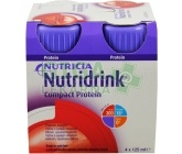 Nutridrink Compact Protein Lesní ovoce4x125ml NOVÝ