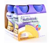 Nutridrink Compact Protein př. hřej. zázv. 4x125ml