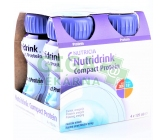 Nutridrink Compact Protein s př. neutral. 4x125ml