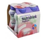 Nutridrink Yoghurt style př.malin. por.sol.4x200ml
