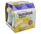 Nutridrink Yoghurt style van.+citr.por.sol.4x200ml