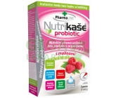 Nutrikaše probiotic s malinami 3x60g