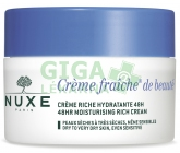 NUXE Creme Fraiche hydratační péče 48 h Rich 50 ml