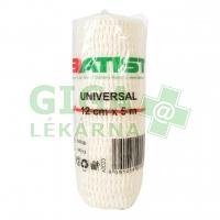 Obinadlo elastické Universal 12cmx5m 1ks Batist