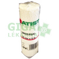 Obinadlo elastické Universal 15cmx5m 1ks Batist