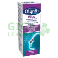 Olynth Plus nosní sprej 10ml od 6 let