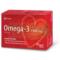 Omega-3 1000mg 30 kapslí Noventis