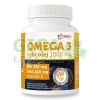 Omega 3 Rybí olej 1000mg EPA330mg/DHA220mg cps.150