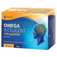 Omega Inteligent 250 mg DHA 60 kapslí
