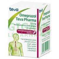 Omeprazol Teva Pharma 10mg 28 kapslí