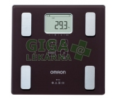 Omron BF214 monitor skladby lidského těla s lékařskou váhou