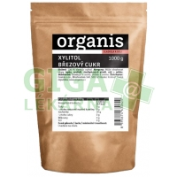 Organis Xylitol - březový cukr 1000g