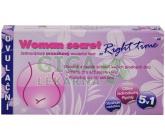 Ovulační test Woman Secret Right Time proužkový5v1