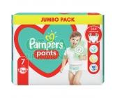 Pampers kalhotkové plenky Jumbo Pack S7 38ks