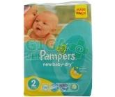 PAMPERS New Baby 2 Mini 76ks