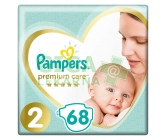 Pampers Premium Care 2 Mini 68ks